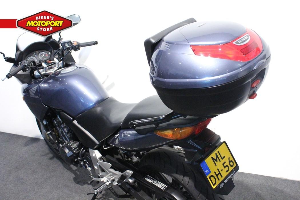 HONDA - CBF 600 S ABS