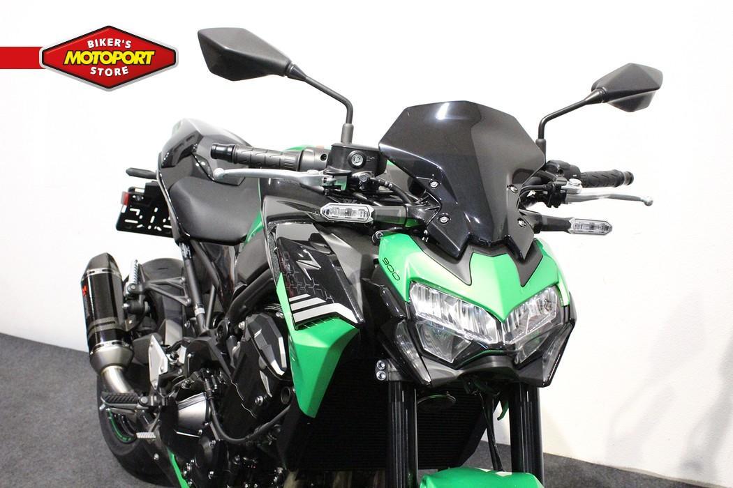 KAWASAKI - Z 900 ABS Performance
