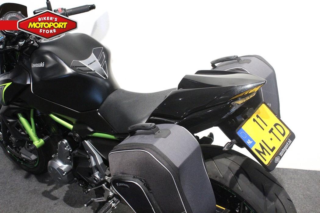 KAWASAKI - Z 650 ABS Performance