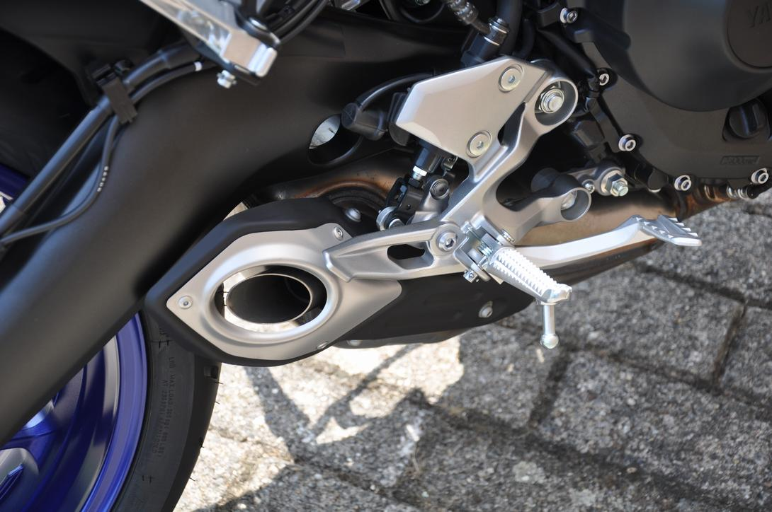 YAMAHA - MT 09 ABS SP