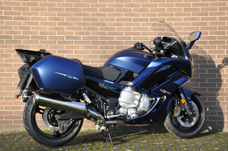 YAMAHA - FJR1300 AS