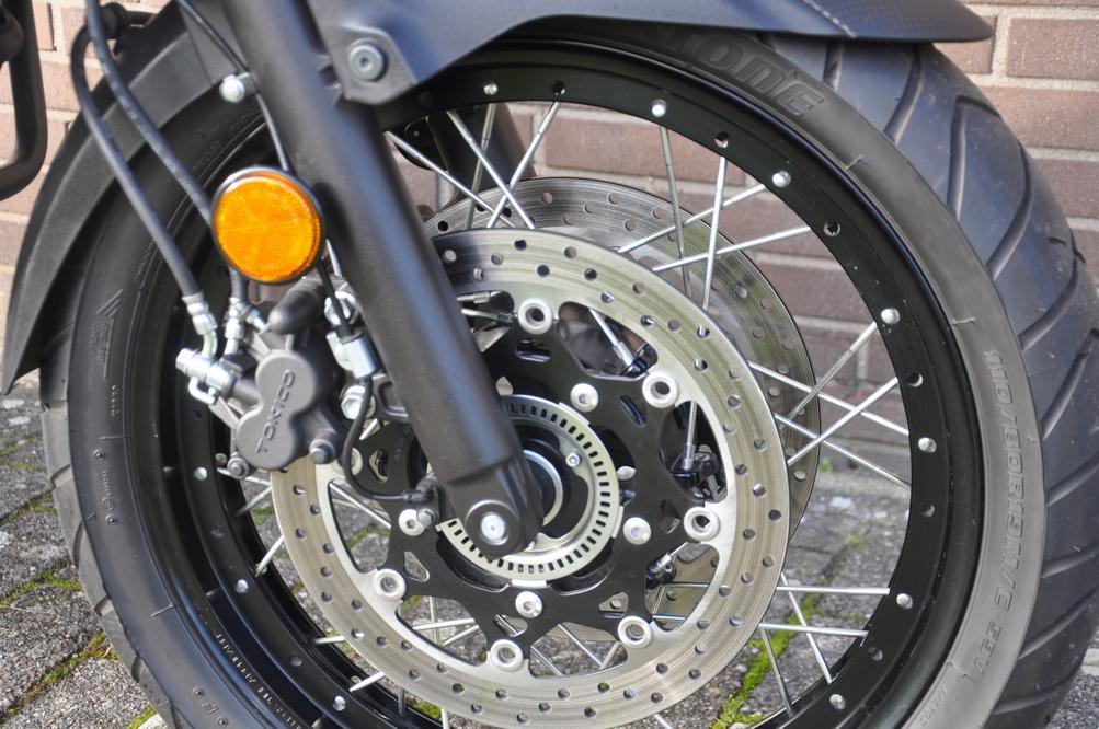 SUZUKI DL650 ABS V-STROM DL650 XTA