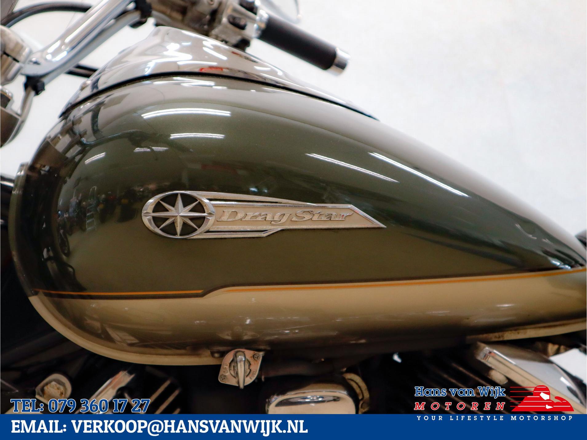 YAMAHA - XVS1100A Dragstar classic