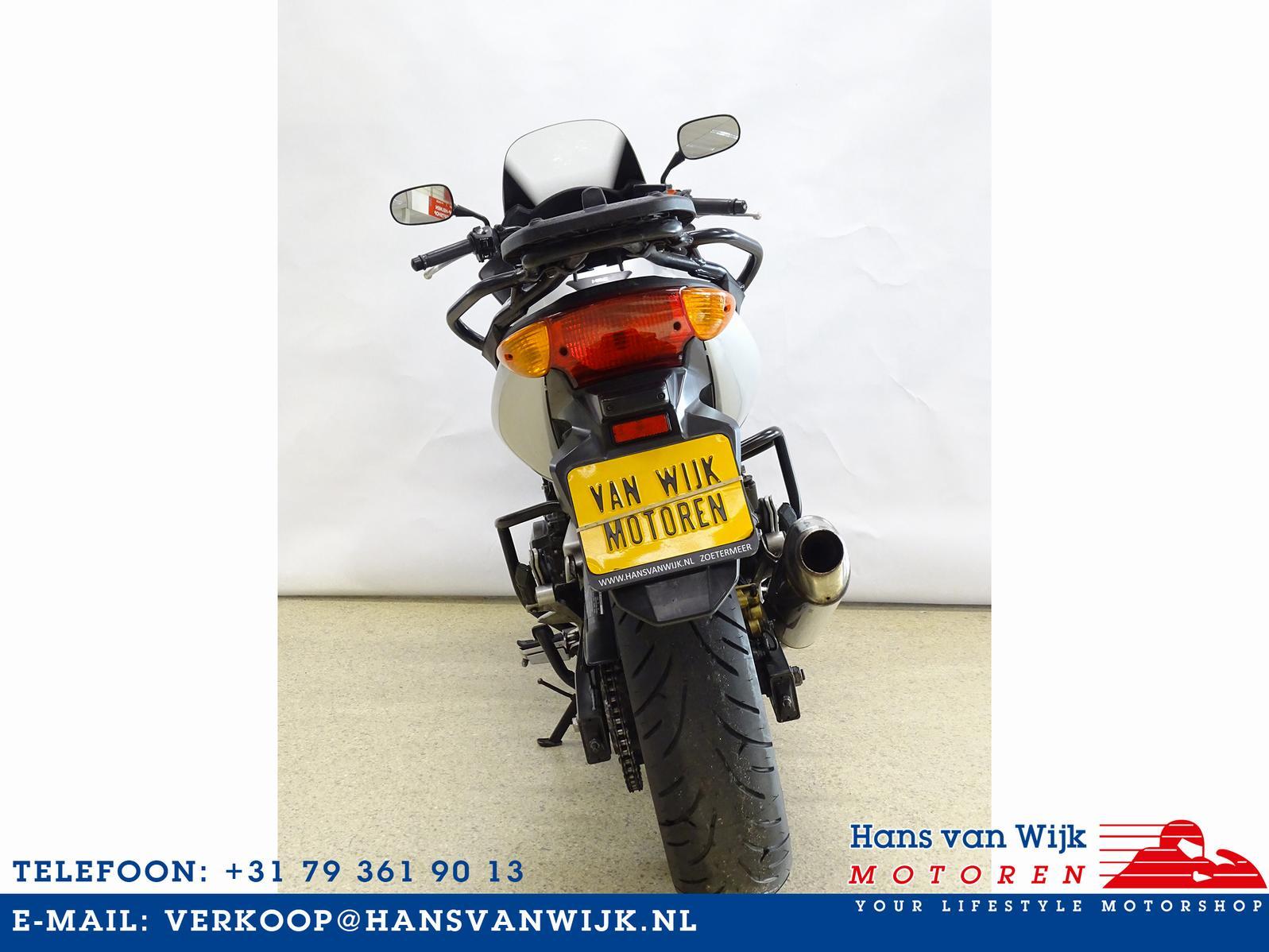 HONDA - CBF600SA
