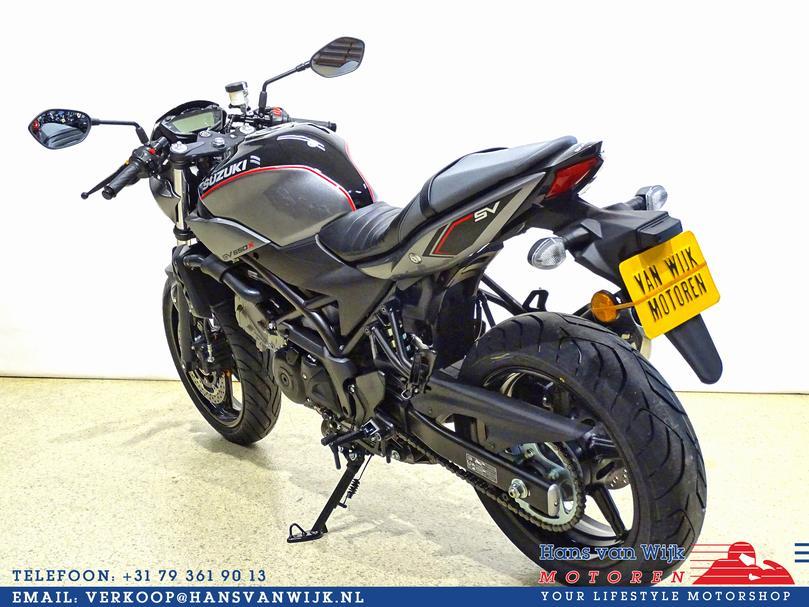SUZUKI - SV650XA