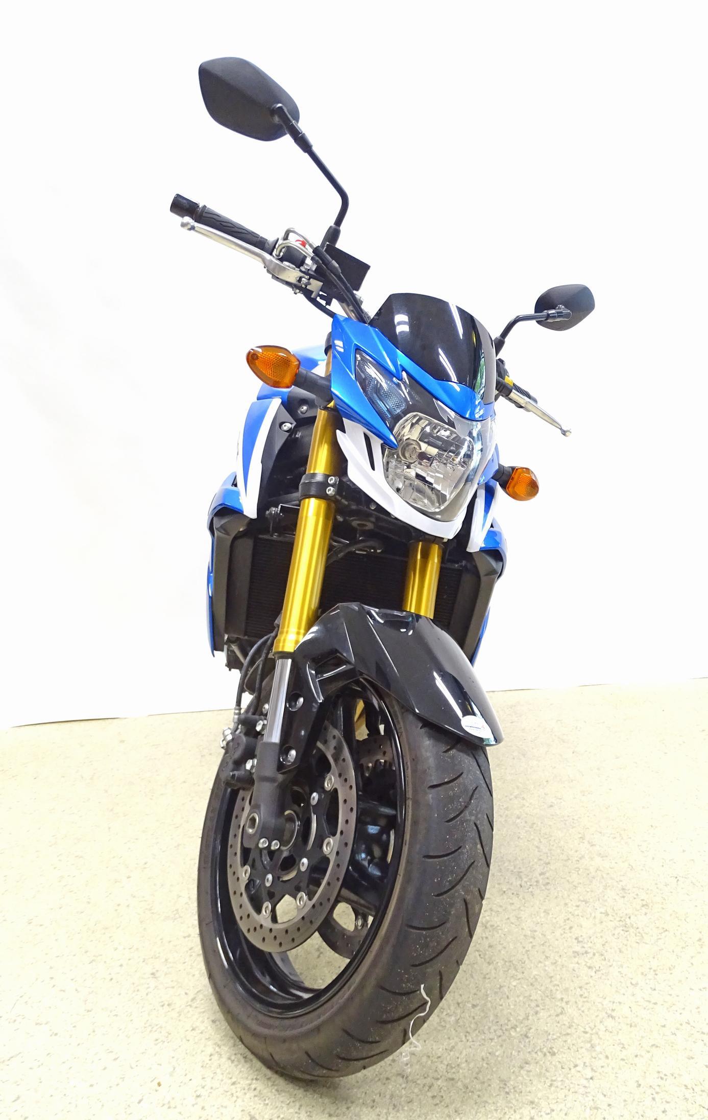 SUZUKI - GSR750Z-abs