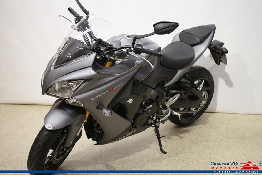 SUZUKI - GSX-S1000F-abs