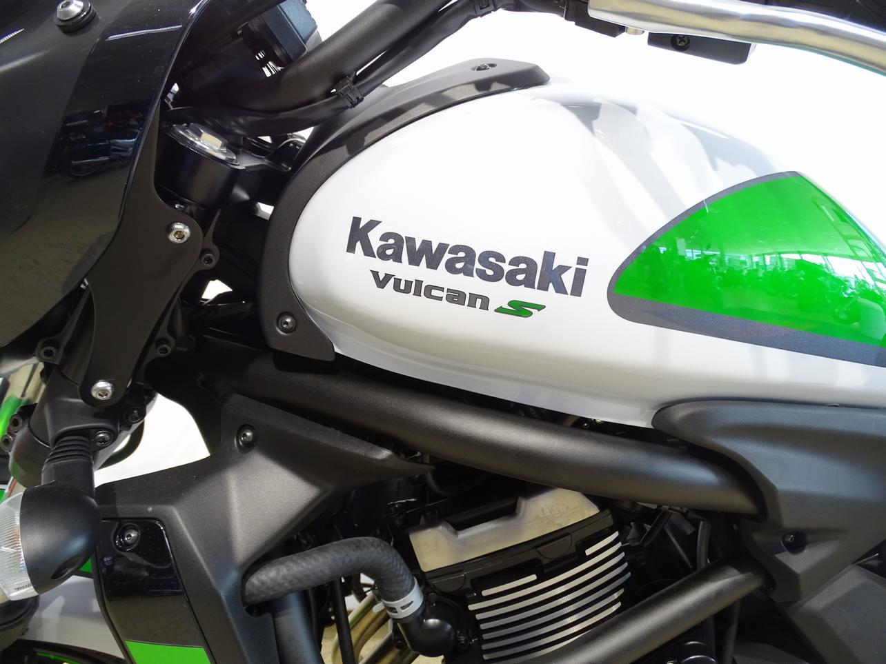 KAWASAKI - Vulcan650 S-ABS Cafe Edition