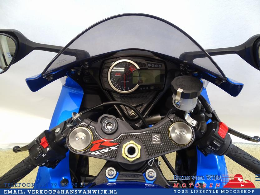 SUZUKI - GSX-R750