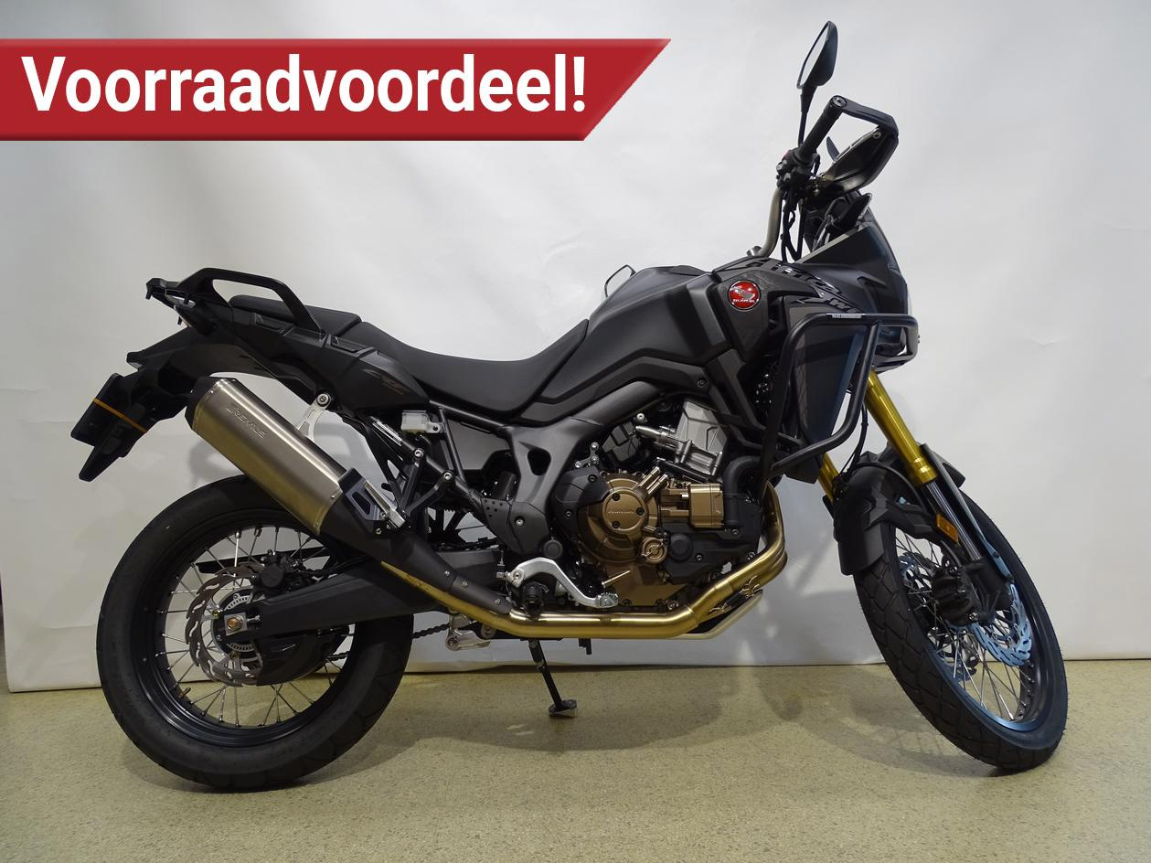 HONDA - CRF1000L-abs-DCT Africa Twin