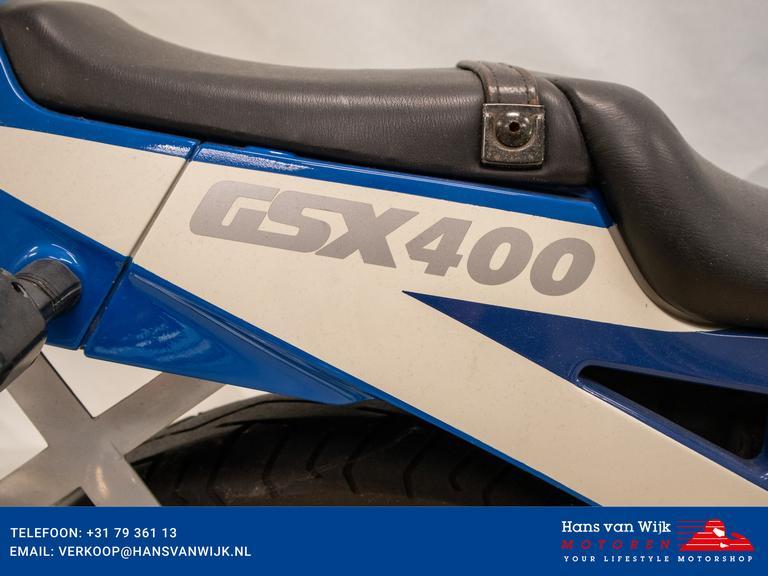 SUZUKI - GSX400