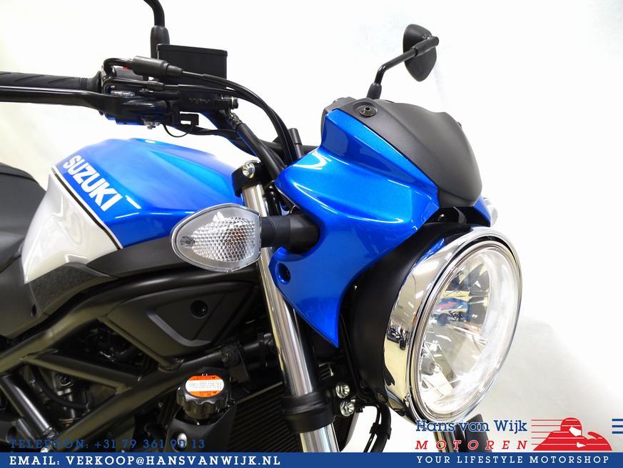 SUZUKI - SV650-abs