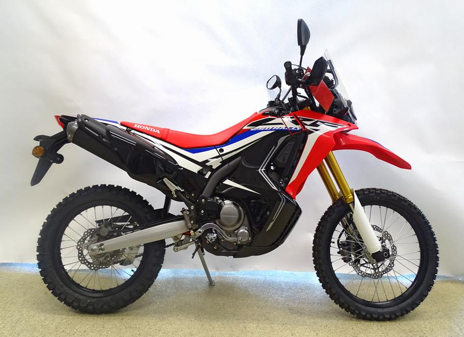HONDA - CRF250 Rally