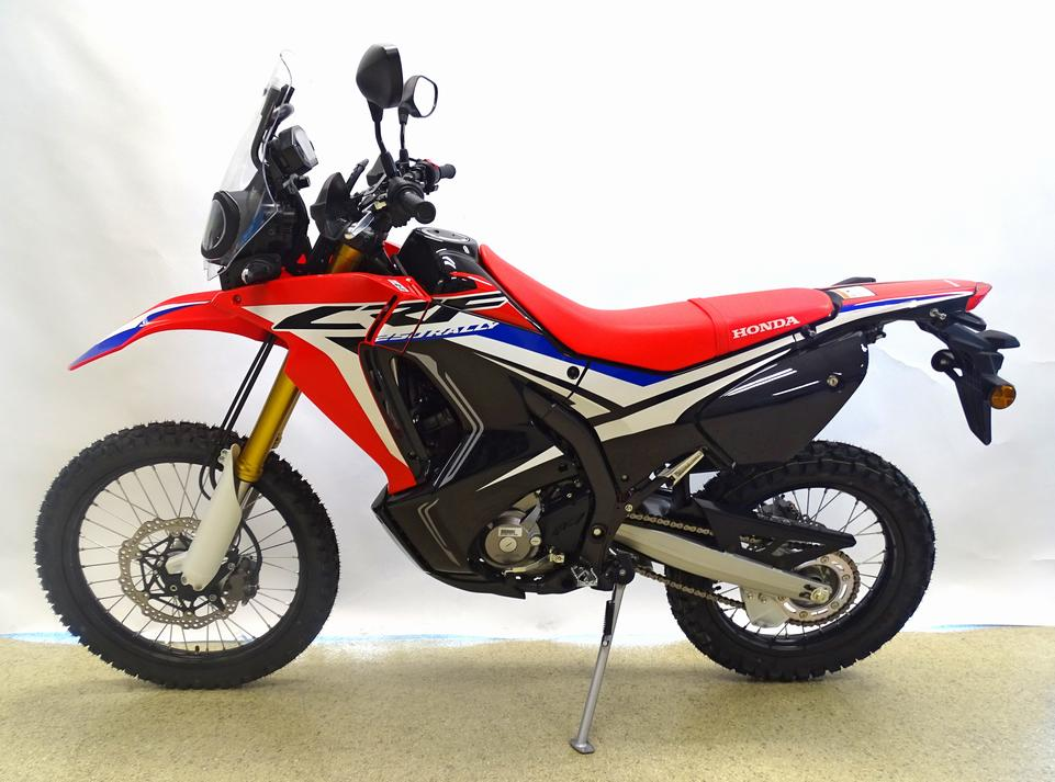 HONDA - CRF250 Rally