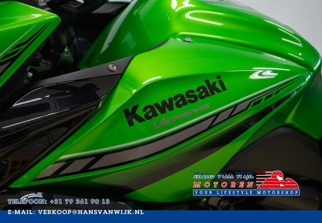 KAWASAKI - Versys 650