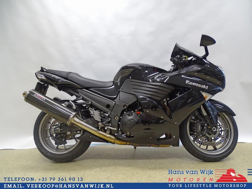 KAWASAKI - ZZR1400