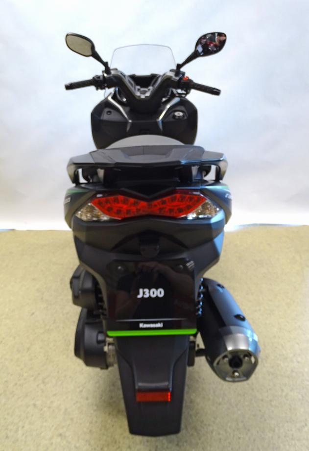 KAWASAKI - J300 SE abs