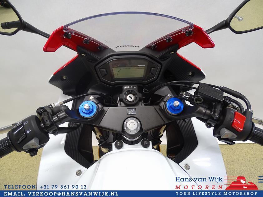 HONDA - CBR500R-abs