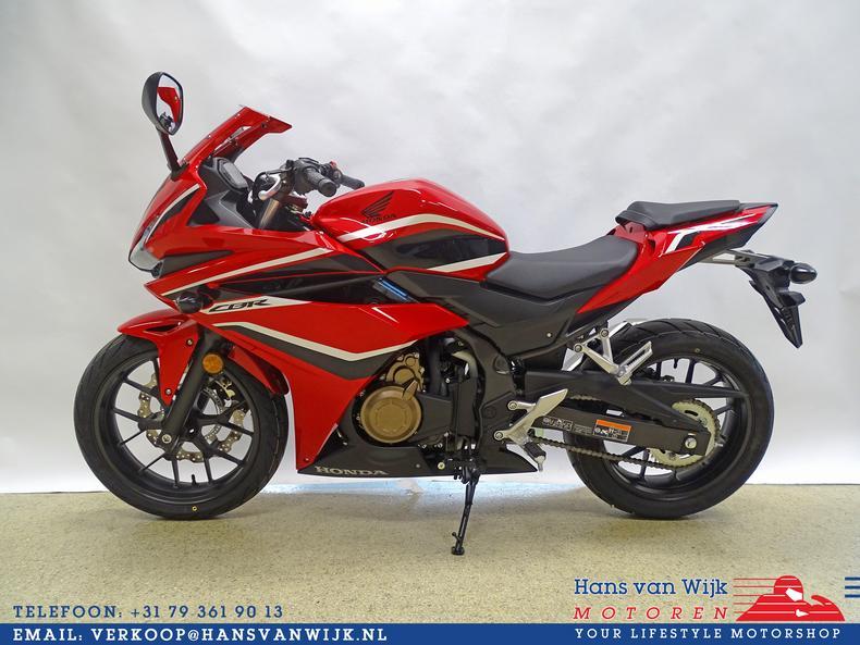 HONDA CBR500R-abs