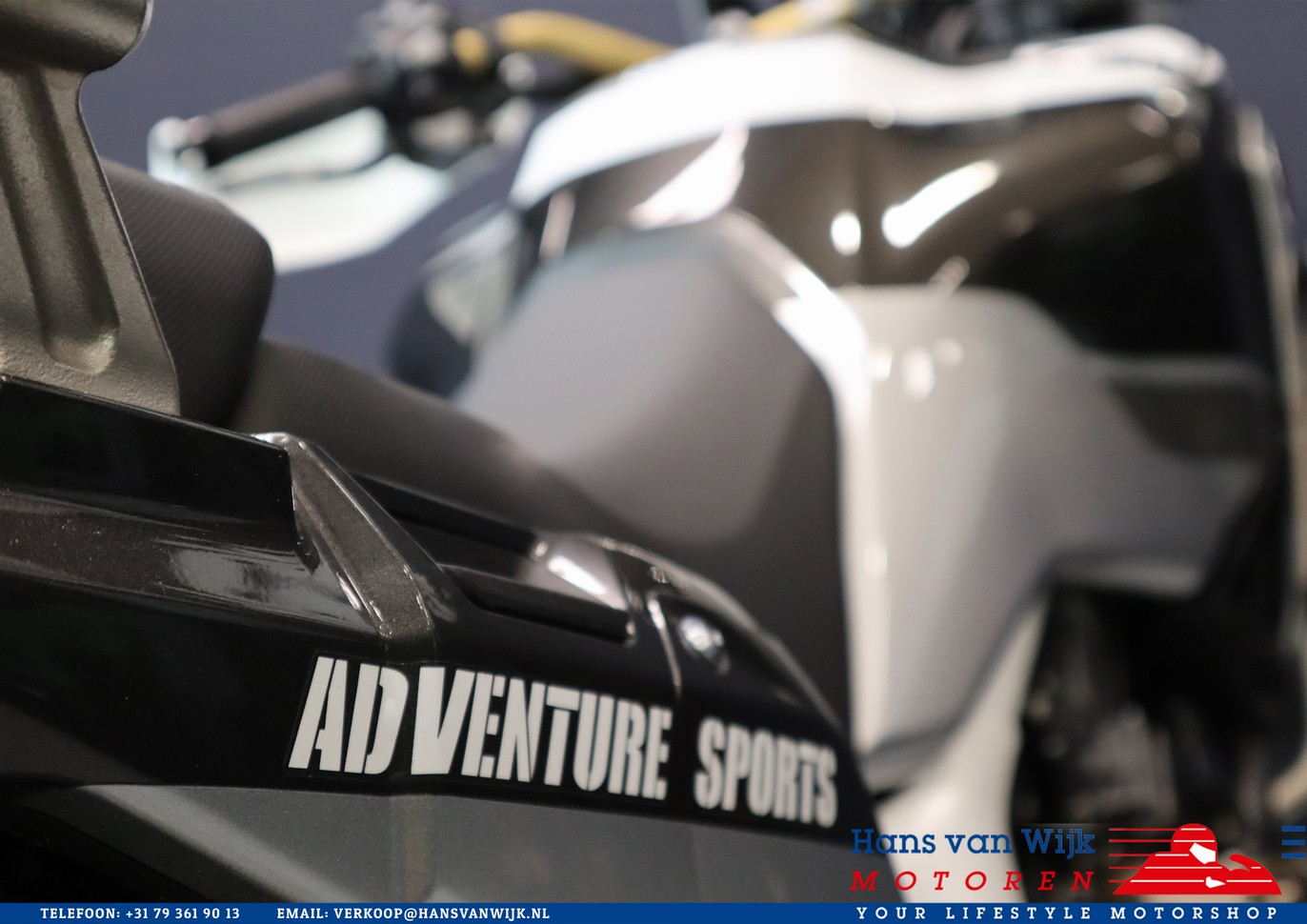 HONDA - CRF1000L DCT Adventure Sports