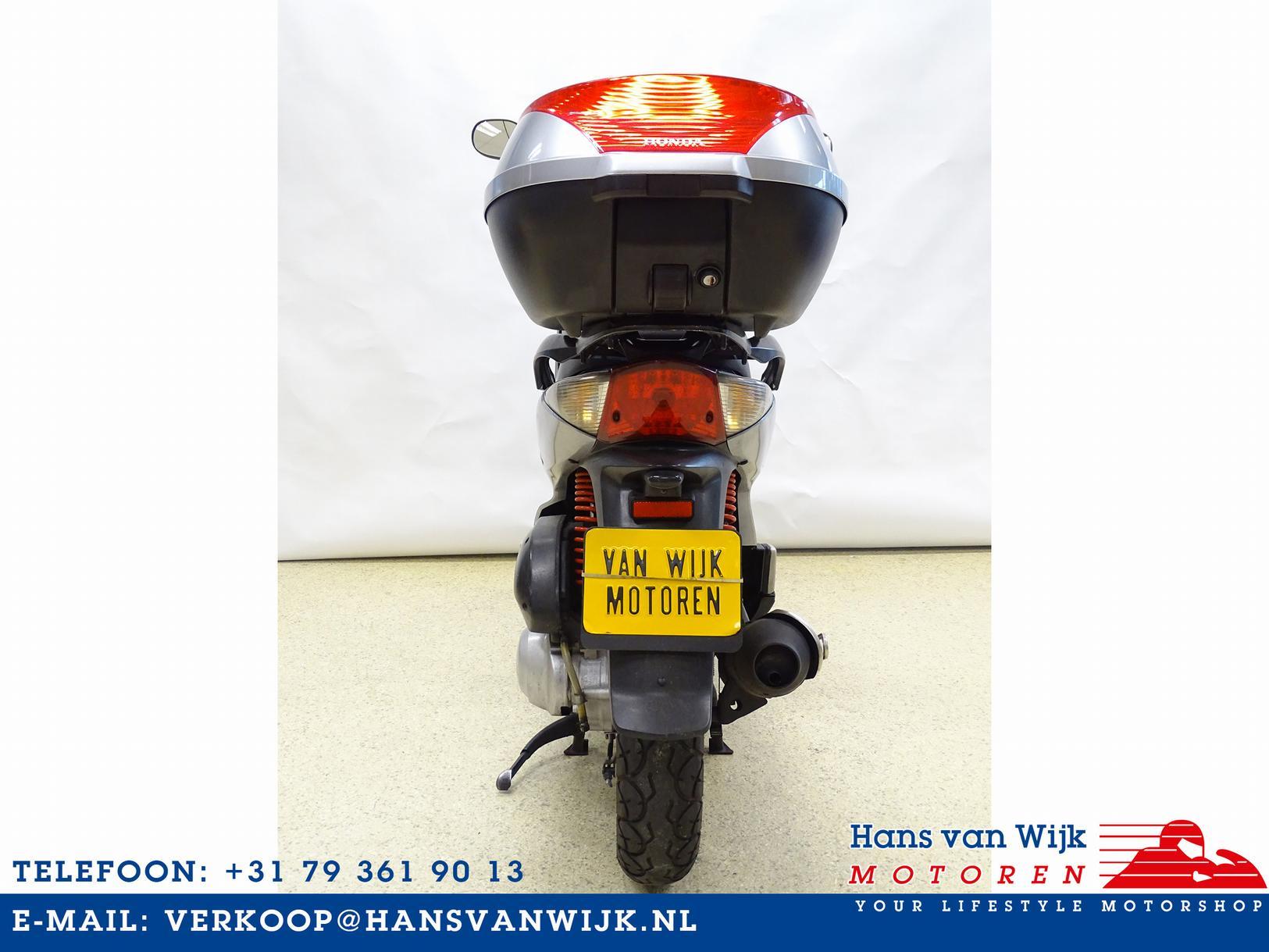 HONDA - SH125I