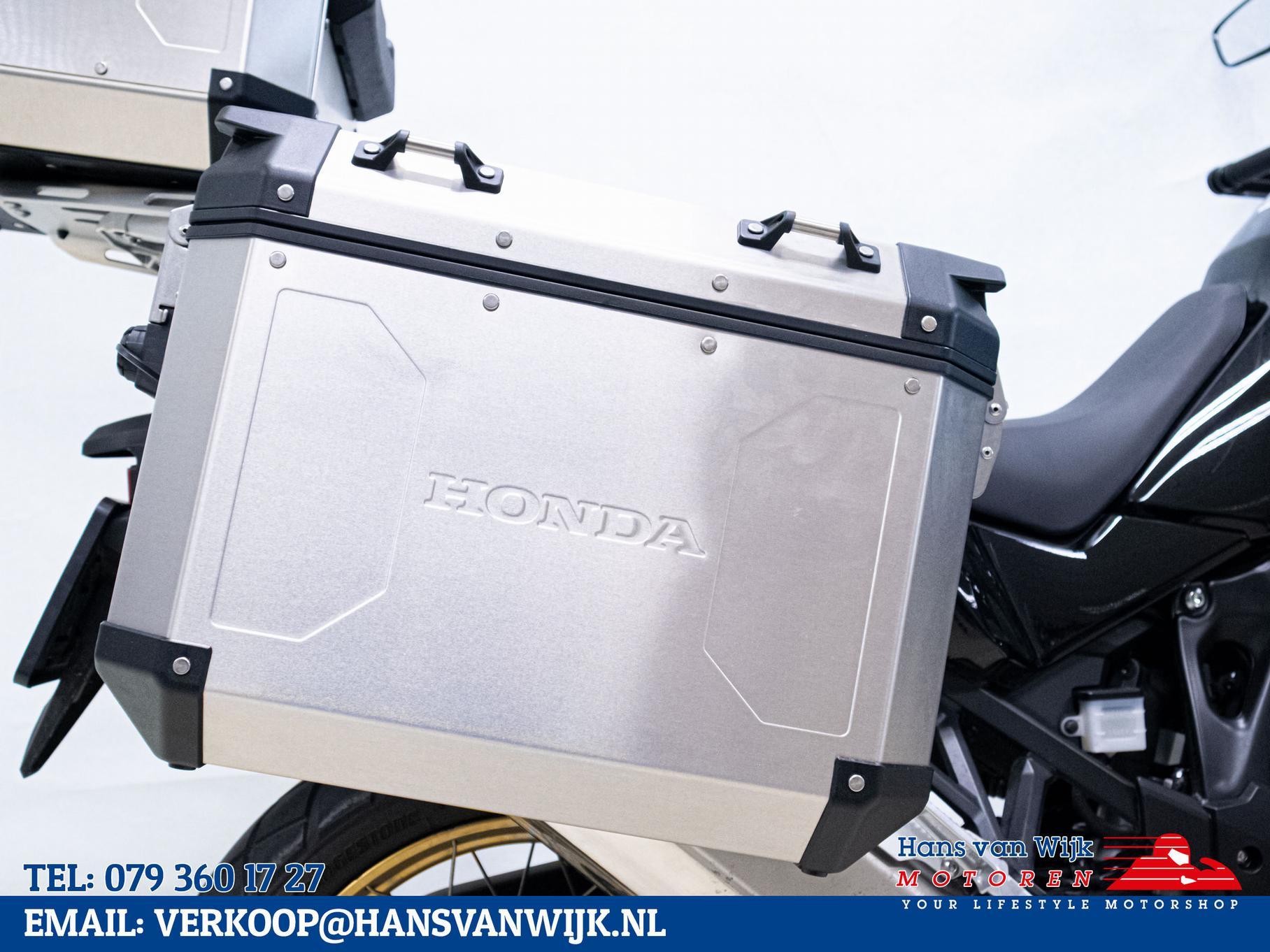 HONDA CRF1100L4 Adventure Sport AFRI