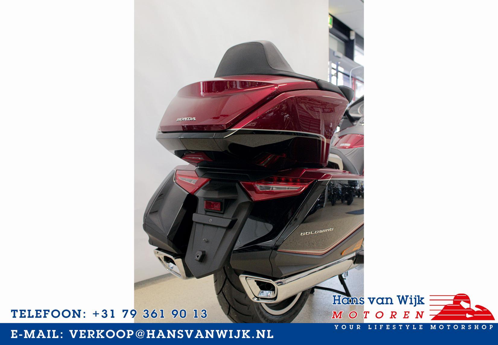HONDA - GL1800 Tourer Deluxe
