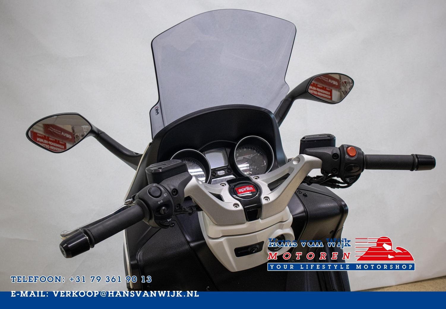 APRILIA - SRV 850