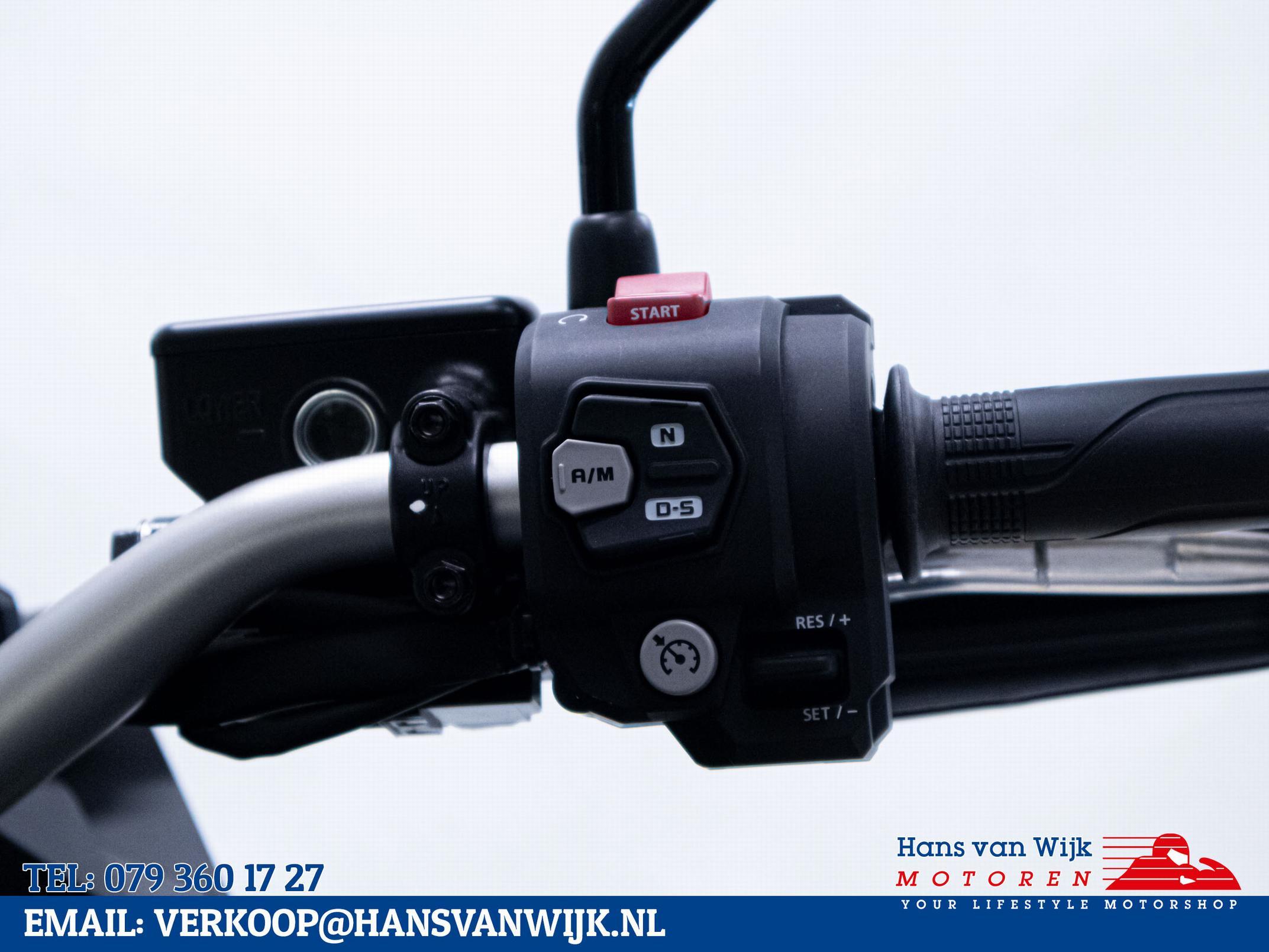 HONDA - CRF 1100 L AFRICA TWIN DCT