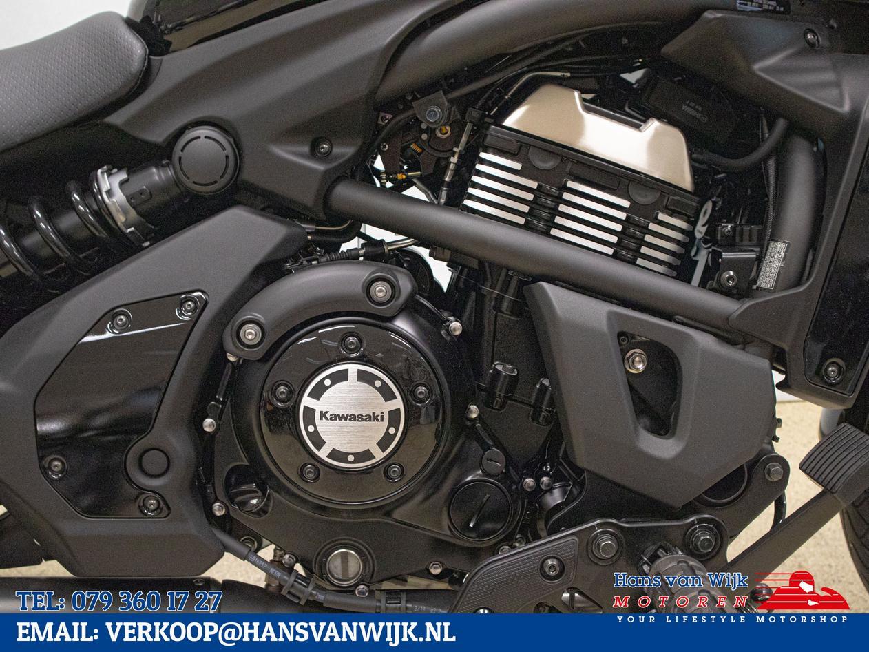 KAWASAKI - Vulcan650 S-ABS Performance sp