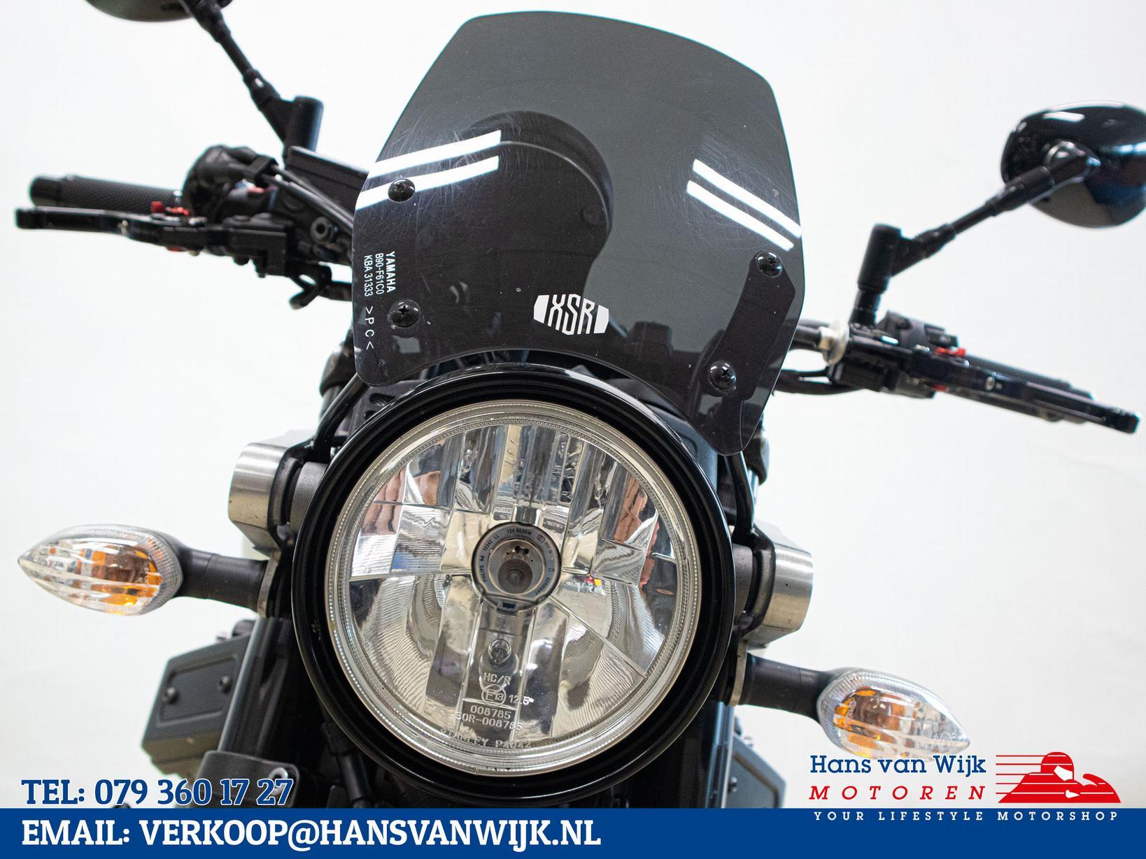 YAMAHA - XSR900-abs