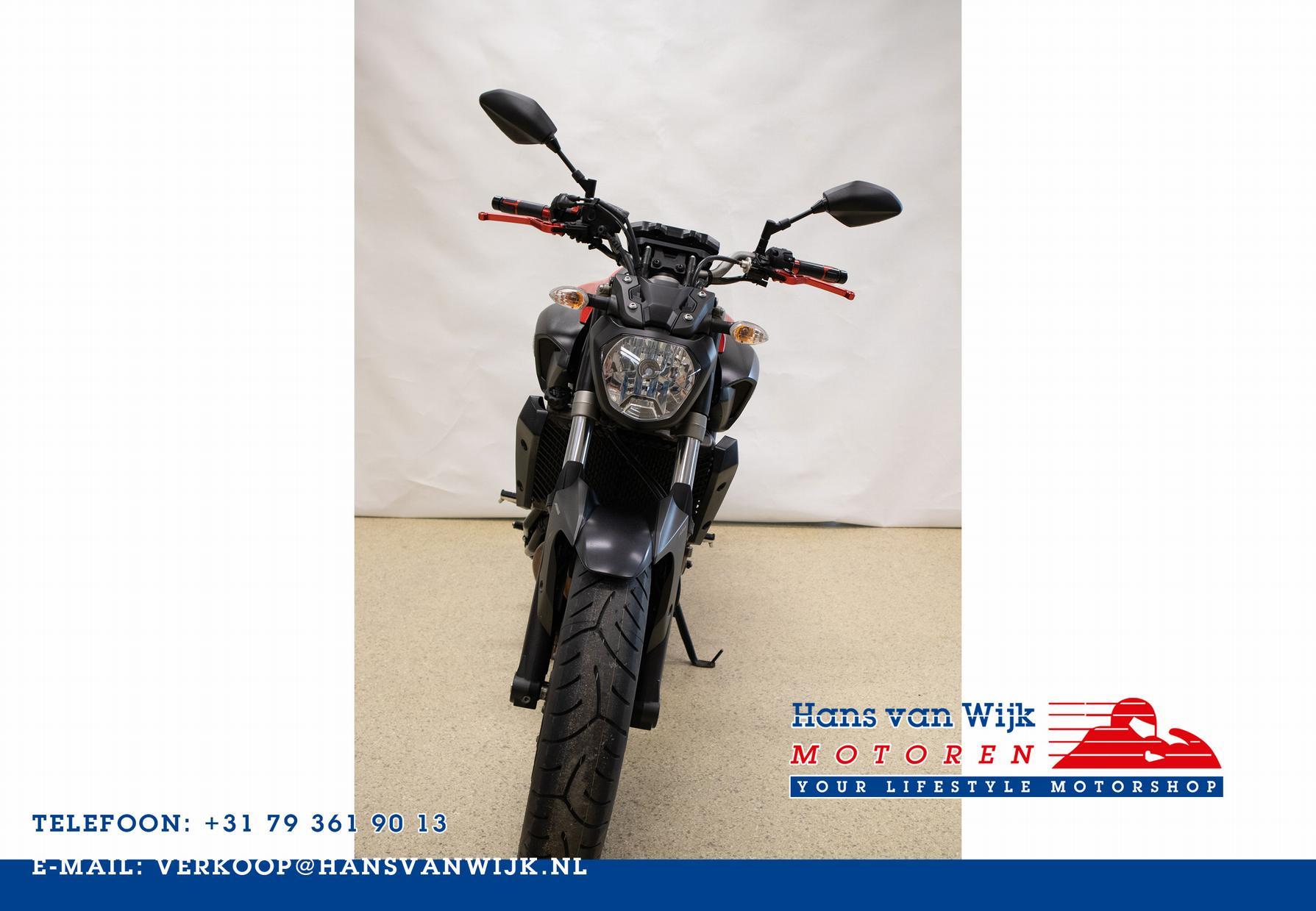 YAMAHA - MT-07 (35kw)