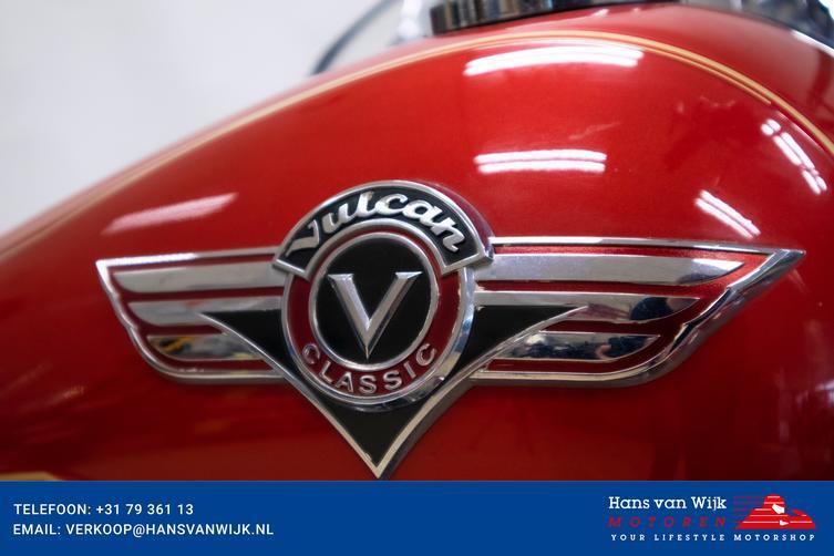 KAWASAKI - VN800 Vulcan Classic