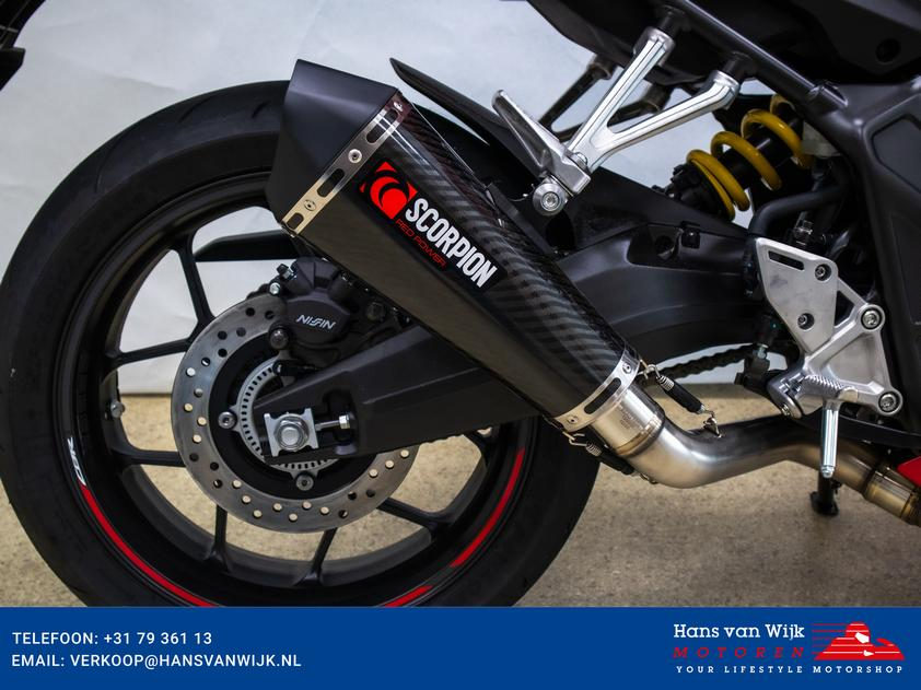 HONDA - CBR650R abs