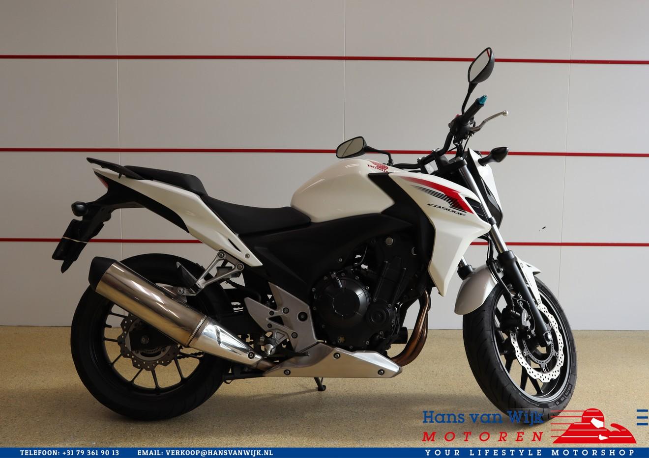 HONDA - CB500F *