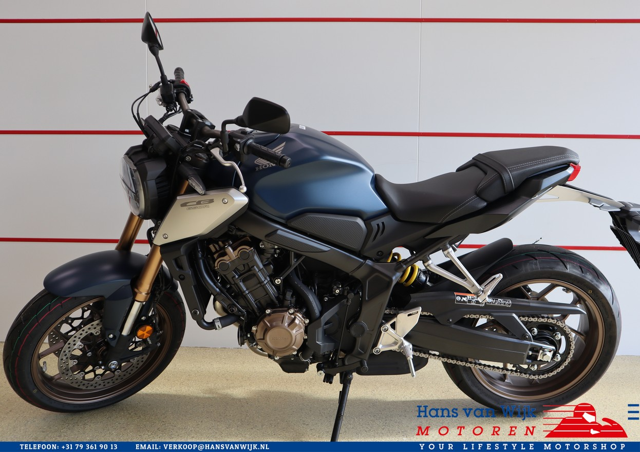 HONDA - CB650 R
