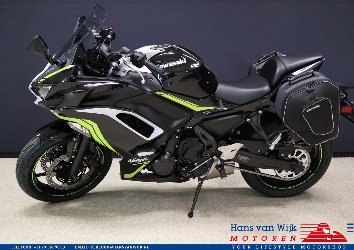 KAWASAKI - Ninja 650 Tourer
