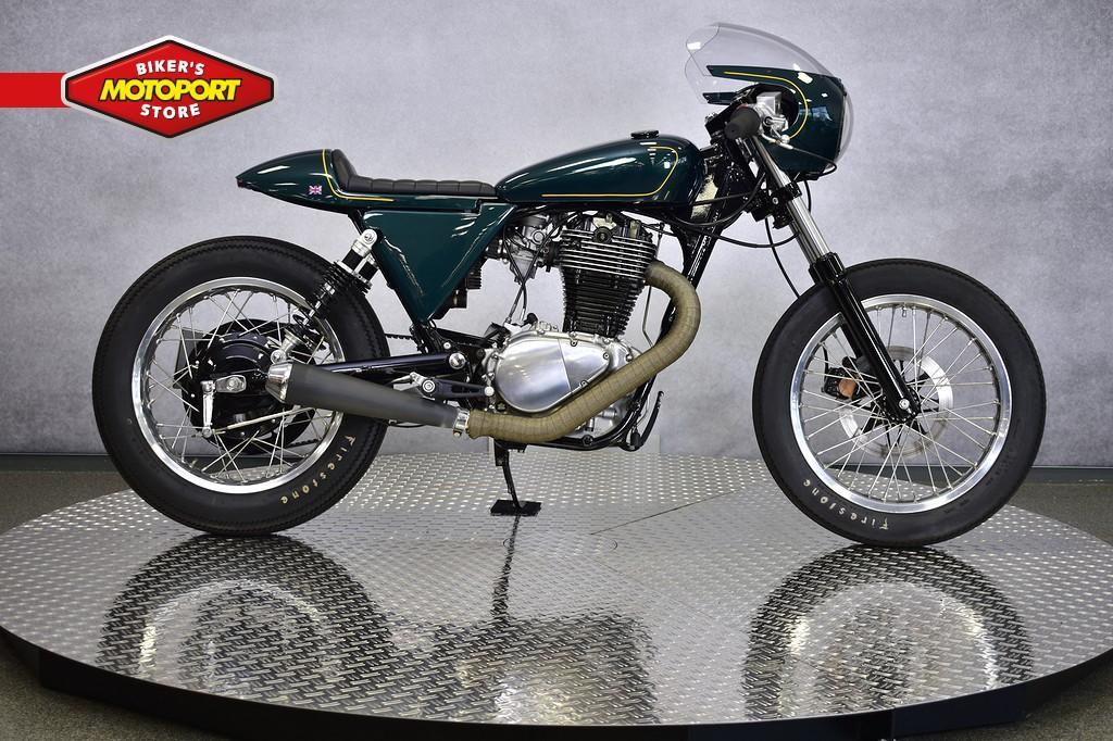 SUZUKI - LS 650 CAFE RACER