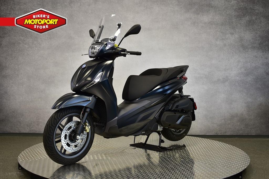 PIAGGIO - BEVERLY 400 S