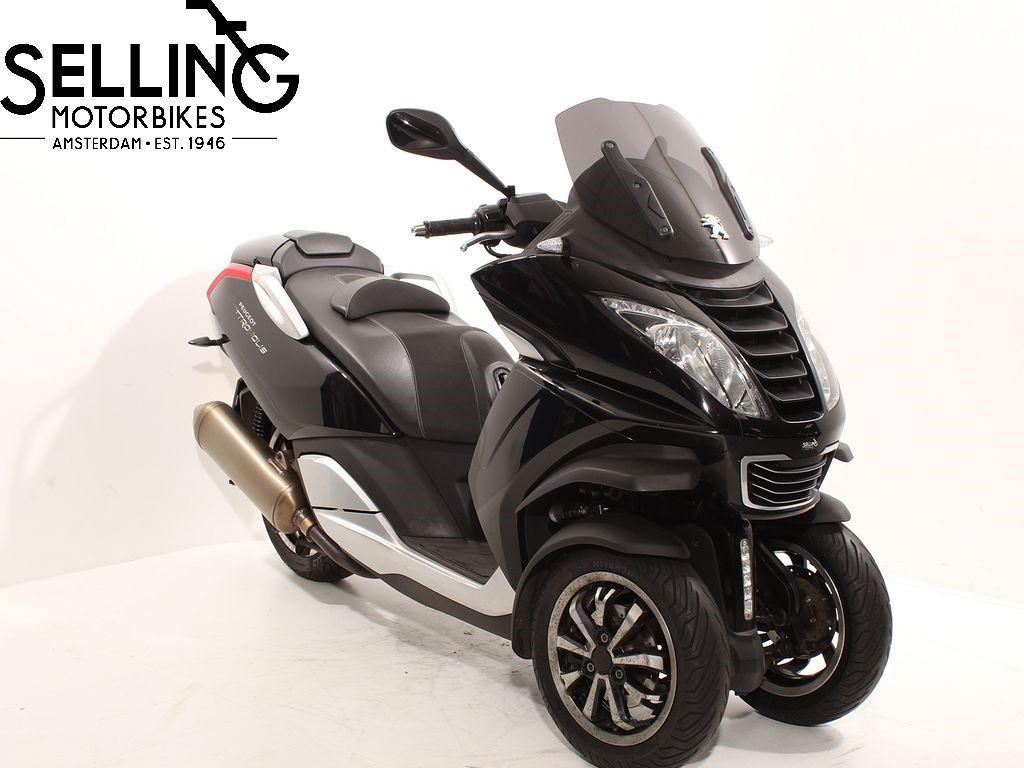 PEUGEOT - METROPOLIS 400 RS