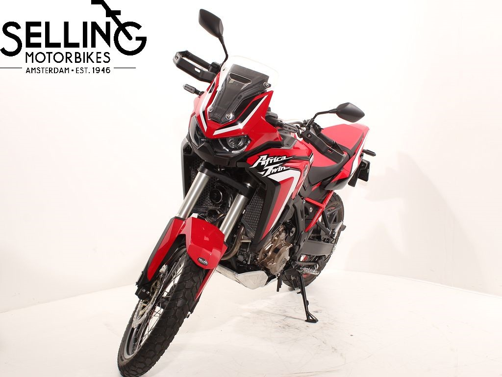 HONDA - CRF 1100 DCT