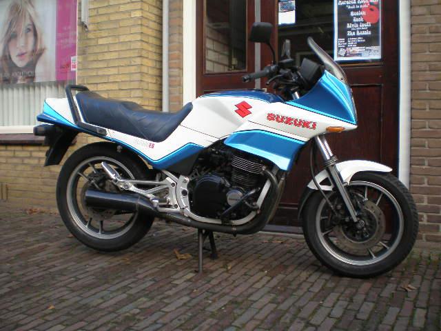SUZUKI - GSX 550 ES