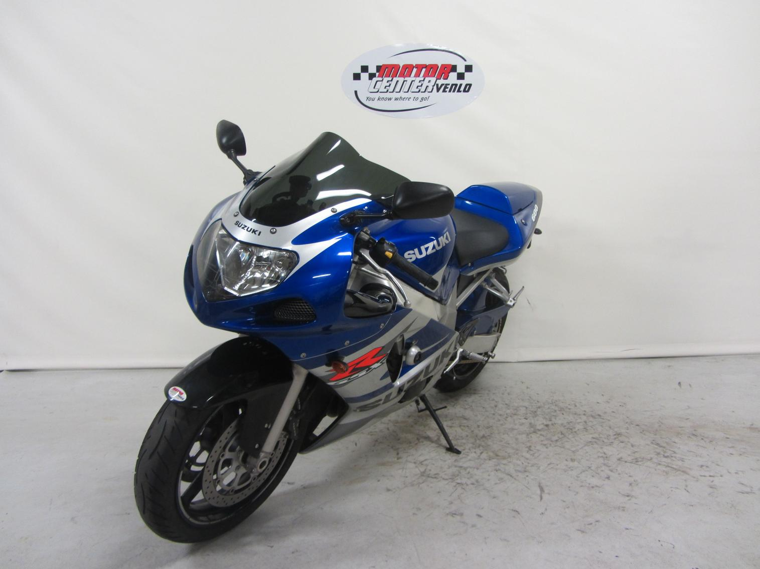 SUZUKI - GSXR600
