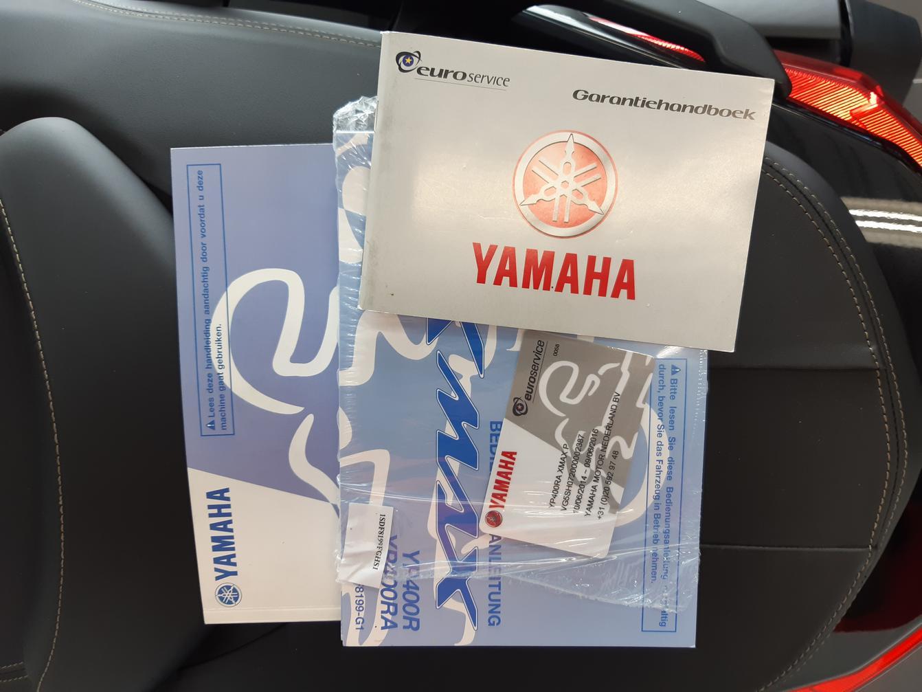 YAMAHA - YP400RA XMAX