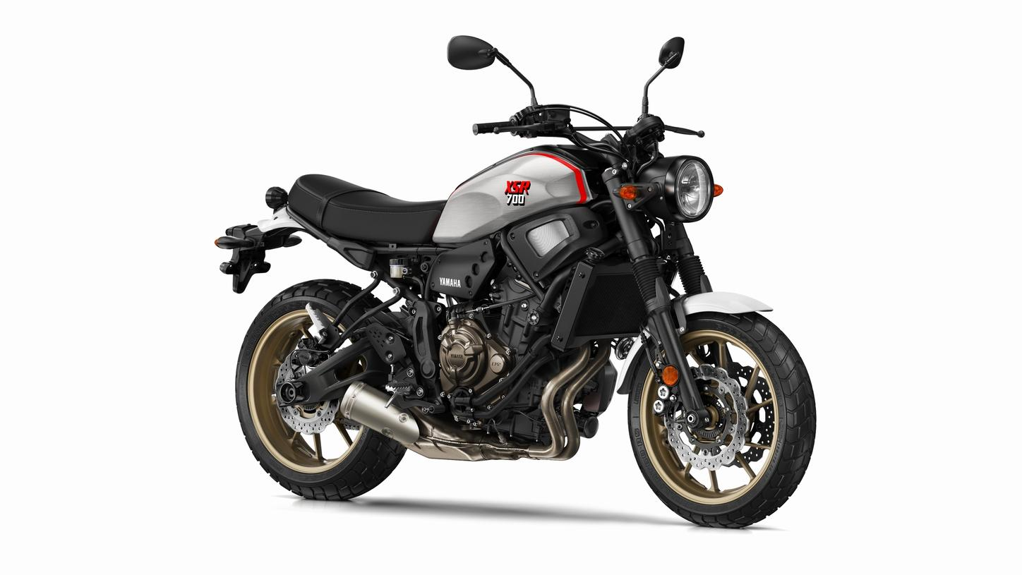 YAMAHA - XSR700 ABS TRIBUTE