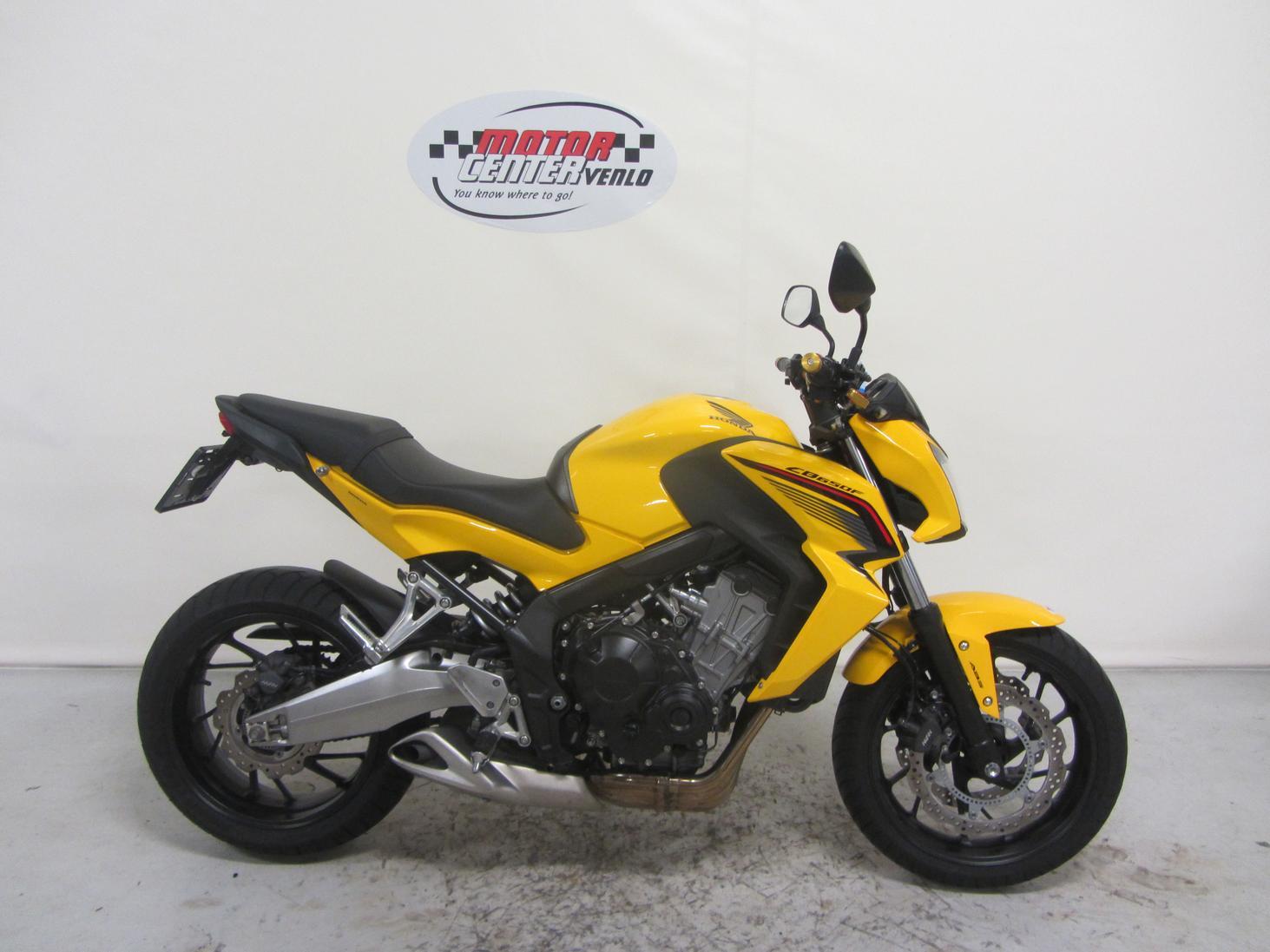 HONDA - CB650F ABS