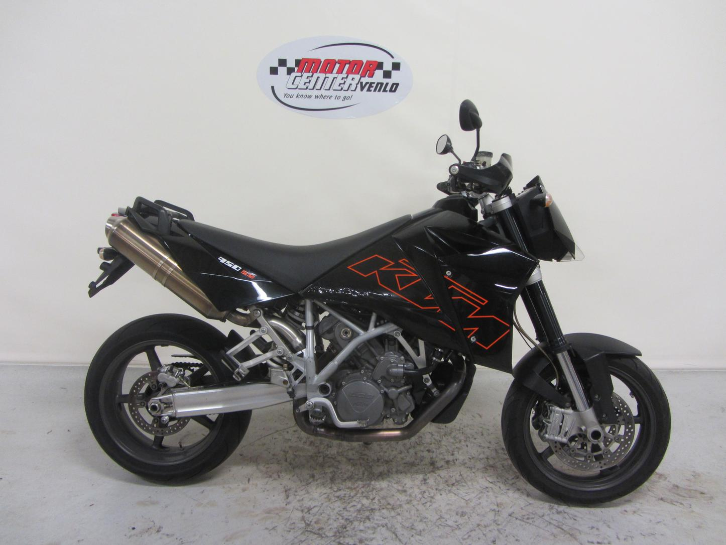 KTM - 950 SUPERMOTO