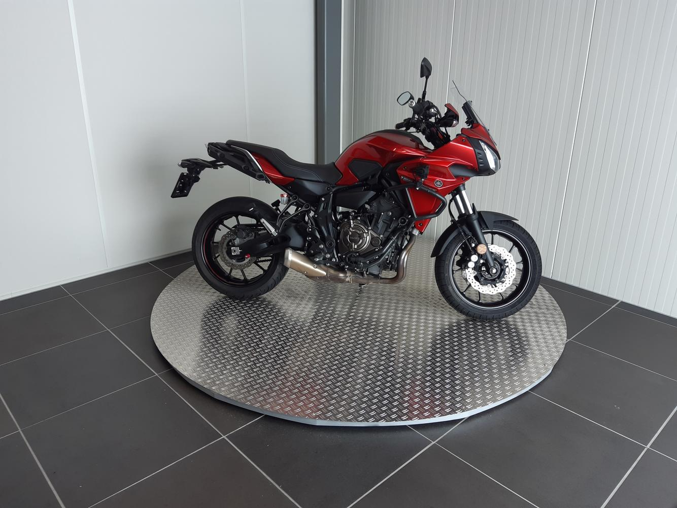 YAMAHA - MT07 TRACER ABS