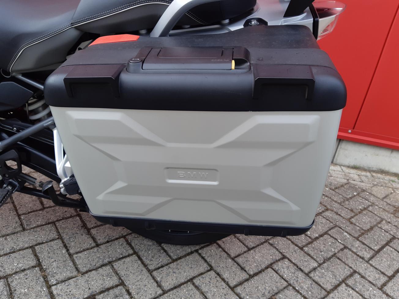 BMW R1200GS ABS ESA ASC TRIPLE BLA