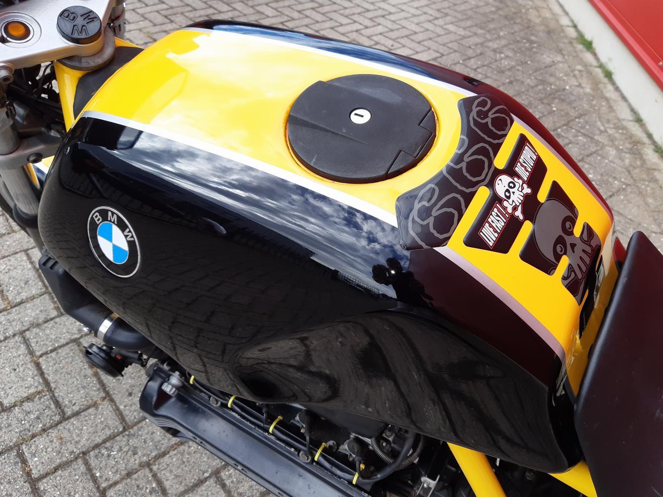 BMW - K100LT CAFE RACER